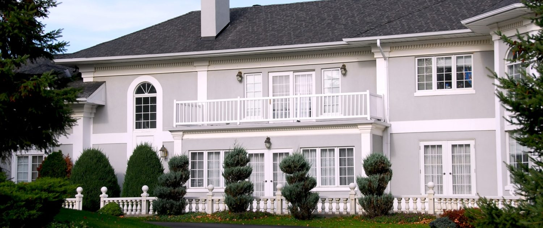 house mansion