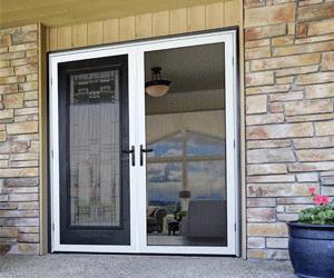 titan patio screen door